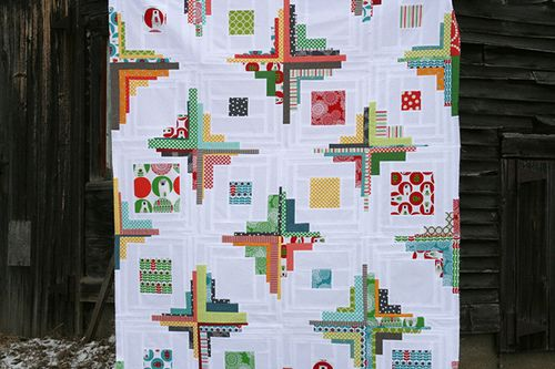 converging corners quilt top | Flickr - Photo Sharing!