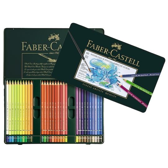 Faber Castell Albrecht Durer Watercolor Tin Set Michaels