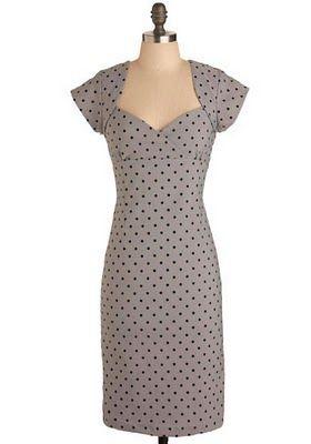 wiggle dress - I need this dress!