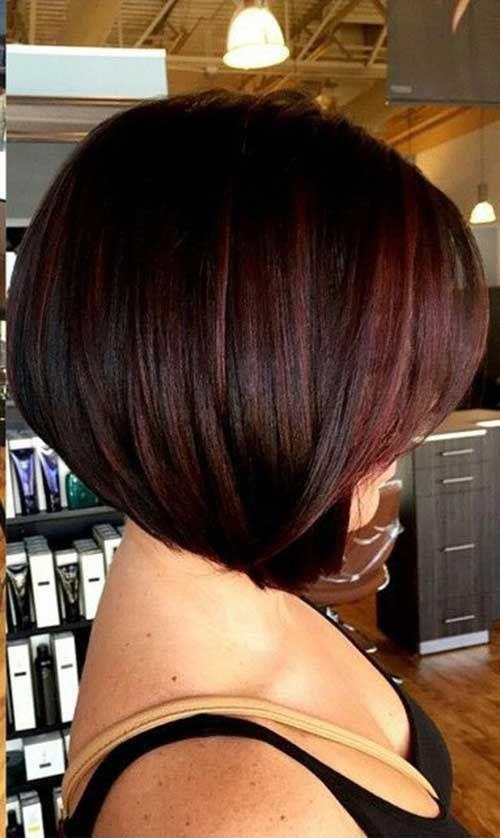 8. Bob Haircut: