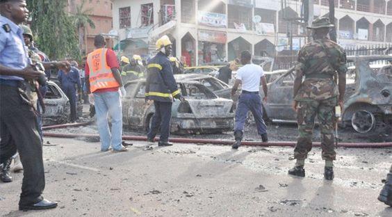 Al menos 47 muertos deja explosión en un mercado de Nigeria