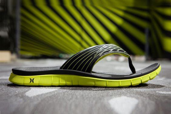 Hurley Phantom Sandal with Nike Free Technology