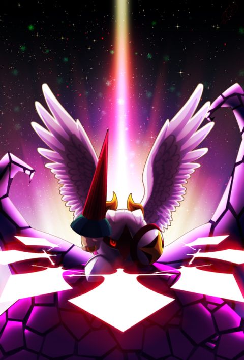 Galacta Knight. One of my faves!!!