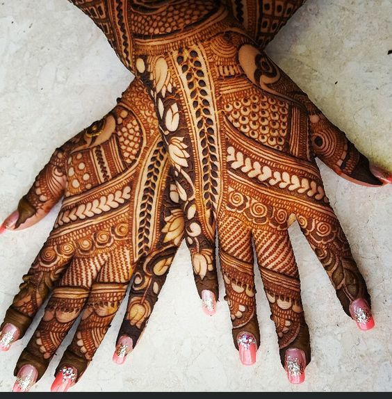 Mehndi Like Tattoo : Henna tattoos more like this at fosterginger