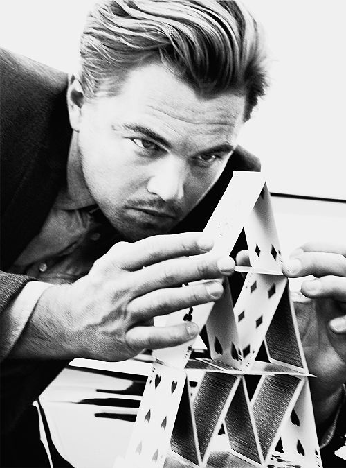 Leonardo Wilhelm DiCaprio. I was unsure of putting him in this board or my To Do List. #wishfulthinking