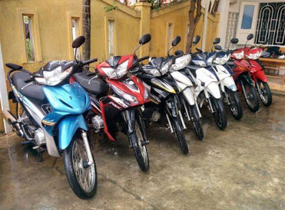Xe máy từ Đà Nẵng đi Hội An