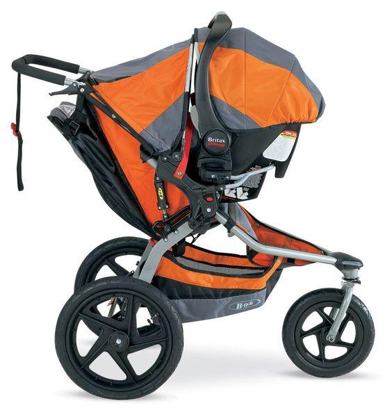 Definitely on my wish list!  BOB and Britax B-SAFE Stroller System
