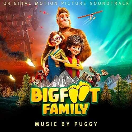 دانلود انیمیشن Bigfoot Family 2020 دوبله فارسی Animated Movie Posters Family Movies Comedy Films