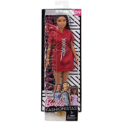 Barbie Fashionistas Doll Ken Dashing Denim Blues  PIZZA PIZZAZZ 3 FASHIONS DTF03