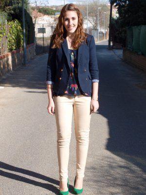 elena_in Outfit   Primavera 2012. Cómo vestirse y combinar según elena_in el 27-3-2012