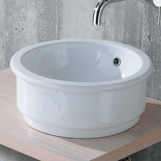 Bench/Wall Basins | Studio Bagno – Italian bathroomware, tapware, basins and toilets