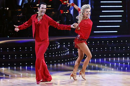 DWTS #5__2007_[09/24-11/27]: Julianne + Helio ~~ Carol Kaelson/ABC _____________________________ Reposted by Dr. Veronica Lee, DNP (Depew/Buffalo, NY, US)