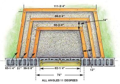 Well Dimensions Egress Window Well Basement Window Well Egress Window Landscaping