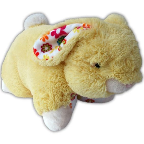 I have just purchased Bouncy Bunny from Pillow Pets - https://www.pillowpets.co.uk/originals/bouncy_bunny.htm
