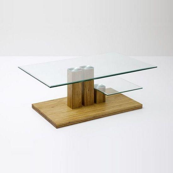 Couchtisch Aus Wildeiche Massivholz Glas Jetzt Bestellen Unter Https Moebel Ladendirekt De Wohnzimmer Tische Couchtisch Holz Glas Couchtisch Couchtisch Holz