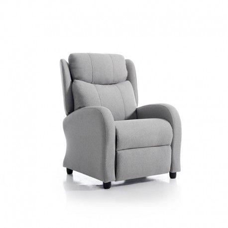 Sillón Relax ALCOR.  El sillón ALCOR es un relax orejero totalmente ergonómico, pensado para personas que quieren un sillón que combine en todas partes y que sea muy funcional y cómodo. Su respaldo de fibra de alta calidad, sus reposabrazos mullidos y su sentada síper cómoda hacen del Relax orejero ALCOR el sillón perfecto para ver la tele, leer o escuchar tu música favorita...
