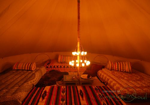 & lovely lighting | Bell tent | Pinterest | Tents