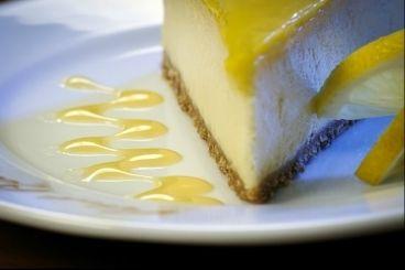 Cours de cuisine : Cheesecake au lemon curd sans cuisson