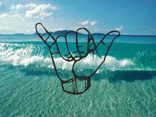 #Shaka #Surf: