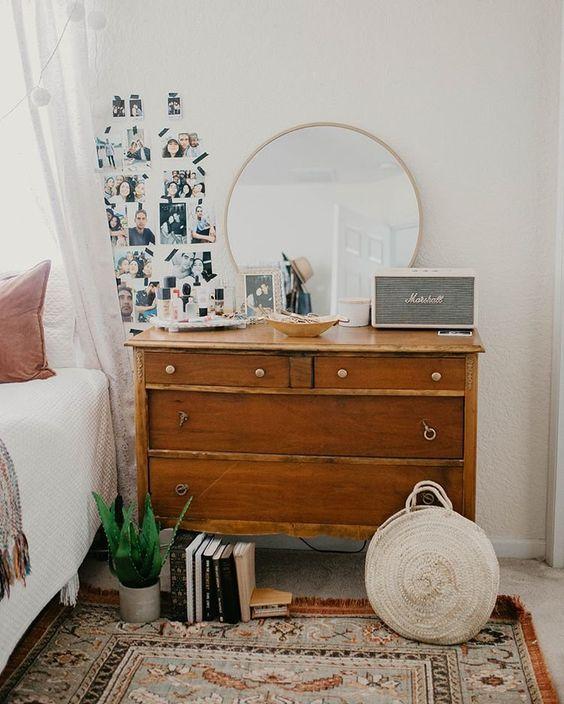 Qué Poner Encima De Una Cómoda De Dormitorio Decoración De Cómoda De Dormitorio Dormitorios Remodelación De Dormitorio