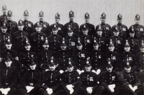 Manchester City Police 1923 British History Police Police Force