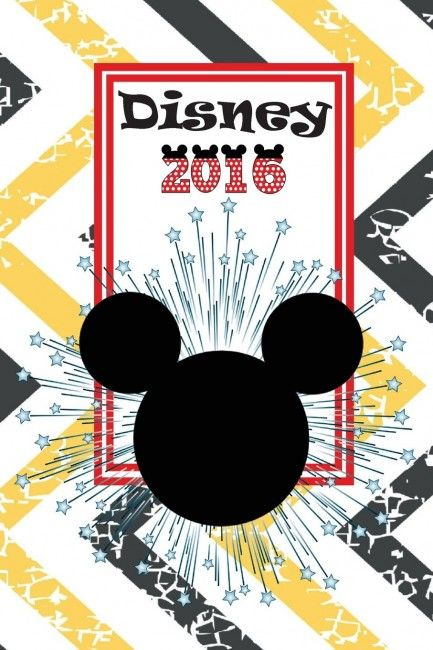 2016 Unofficial Disneyland Activity & Autograph book by BusyMomsHelper - Get your Disney Autograph book before your next family trip