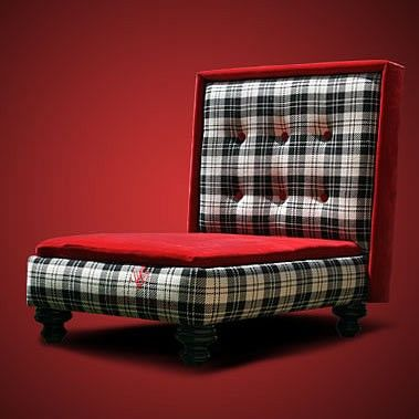 Florence Dog Bed by Chien Vivant Couture - Puppy Kit