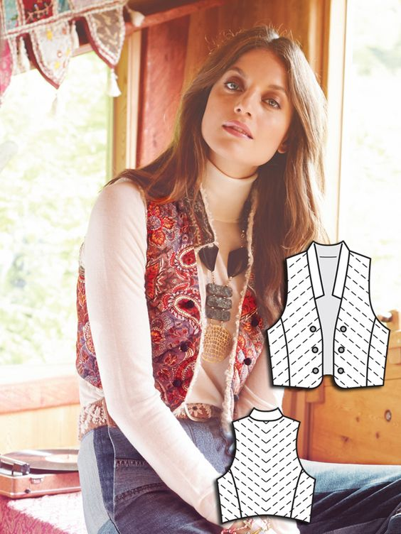 Woodstock: 11 Bohemian New Sewing Patterns – Sewing Blog | BurdaStyle.com