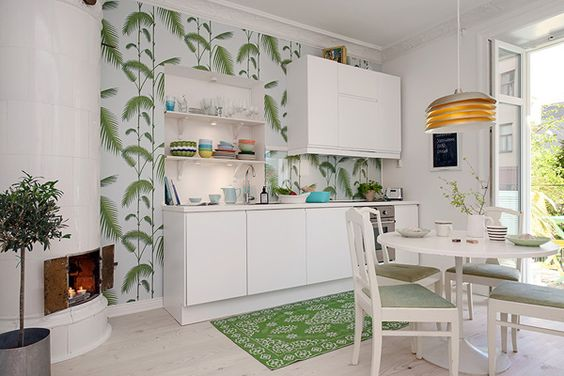 Cute 49 Square Meter Apartment in Sweden | InteriorHolic.com