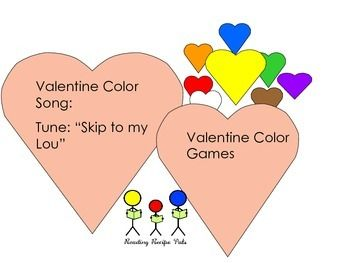 valentine games to play with conversation hearts