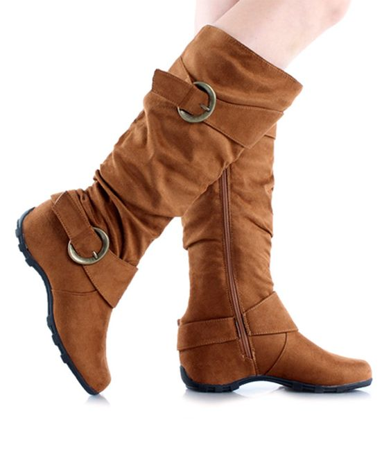 Love this Tan Dhaka Boot by WEST BLVD on #zulily! #zulilyfinds