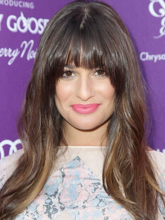 Lea Michele at the Chrysalis Butterfly Ball, 2012: http://beautyeditor.ca/gallery/top-10-makeup-looks-lea-michele/chrysalis-butterfly-ball-2012/