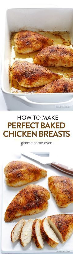 Baked Chicken Breast | #Baked #Breast #Chicken