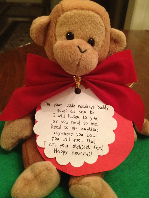 math worksheet : reading buddies poem and gifts for christmas on pinterest : Christmas Gifts For First Graders To Make For Parents
