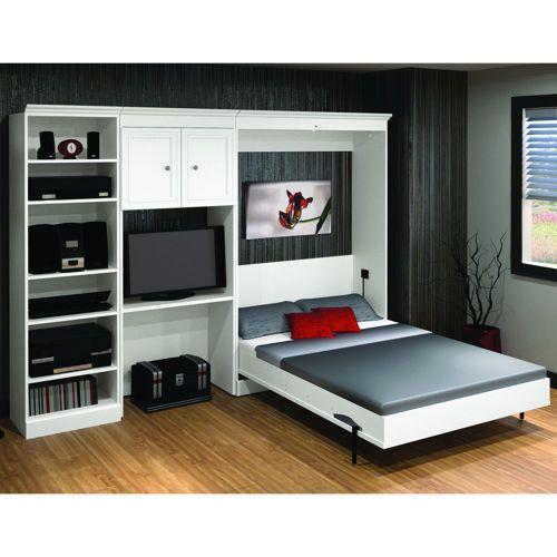 Costco wall bed unit micro apartments pinterest studios canada and bed sets - Casa in canapa costo ...