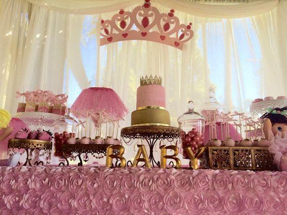 shower cake tutu and tiara baby shower tutu baby shower decorations