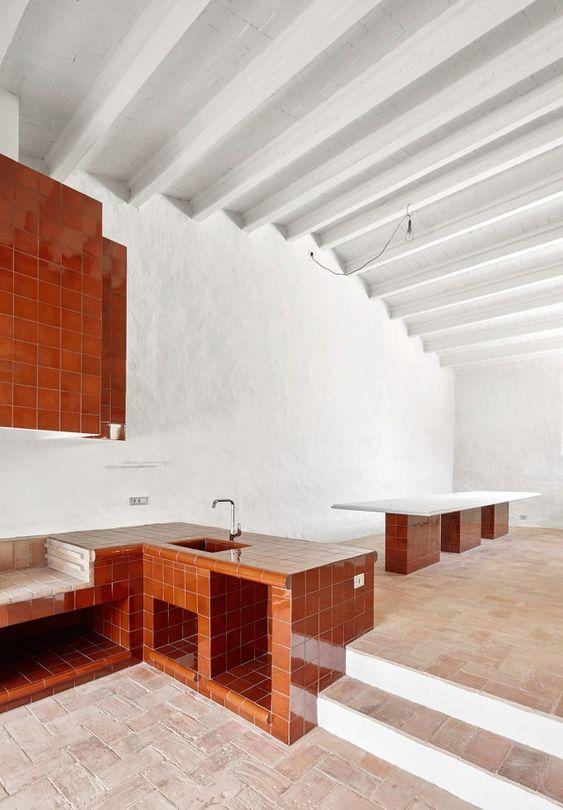 Arquitectura-G. Rehabilitación de una Masía, Girona, Spain. 2013-15. (https://arquitecturag.wordpress.com)