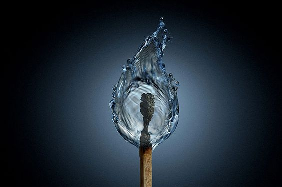 If Fire Was Made Of Water... [PICTURES] - Boredstop.com