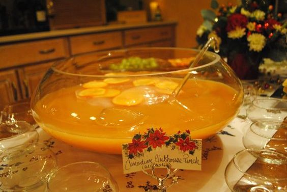 parties punch the jetsons party punches bowls mad men christmas ...
