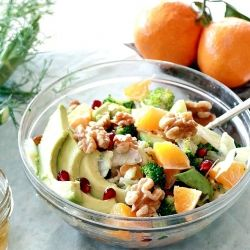 Detox Superfoods Salad #Salad #Detox #Superfoods