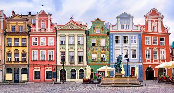 Poznan. Polonia.