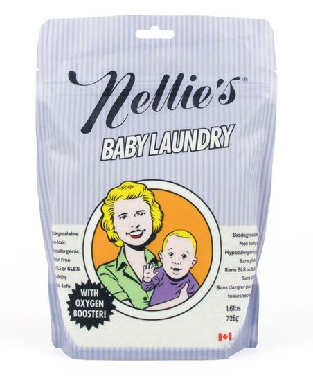 Nellies All Natural 25 Oz Baby Laundry Soda Pouch Zulily