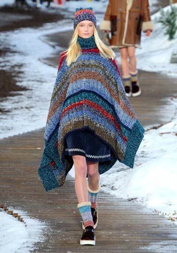 Moda autunno/inverno 2015: le tendenze: Foto - Di•Lei - Donne#2#2- Tommy Hilfiger