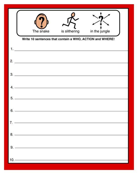 Simple compound complex sentences worksheet ks2