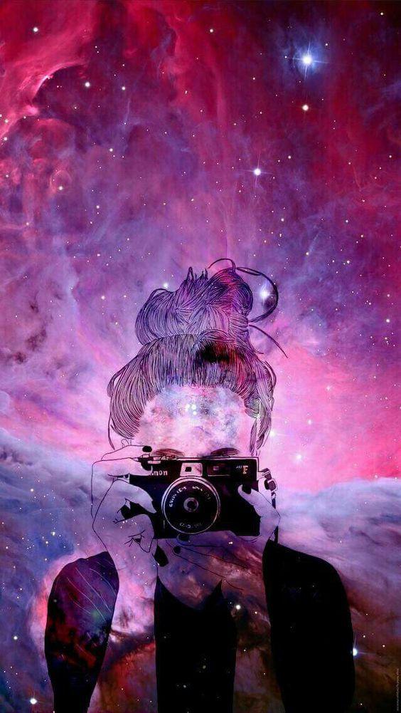Pin By Nicwill On A Cute Galaxy Wallpaper Galaxy Painting Unicorn Wallpaper