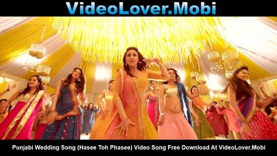New Bollywood Promo Song Punjabi Wedding Hasee Toh Phasee Free Download At Videolovermobi Mainphpdir Bollywood20Movie20Songs20