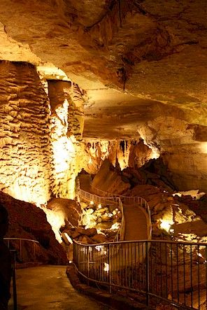 Cathedral Caverns State Park, Alabama