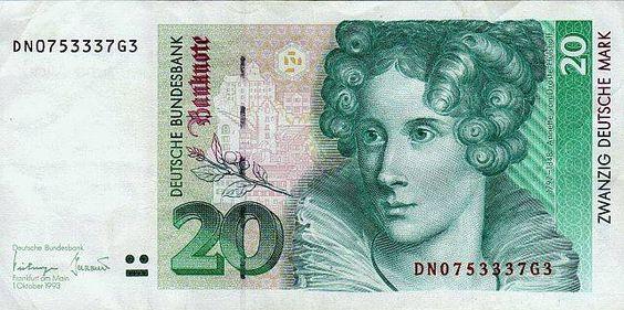 20 Deutsche Mark