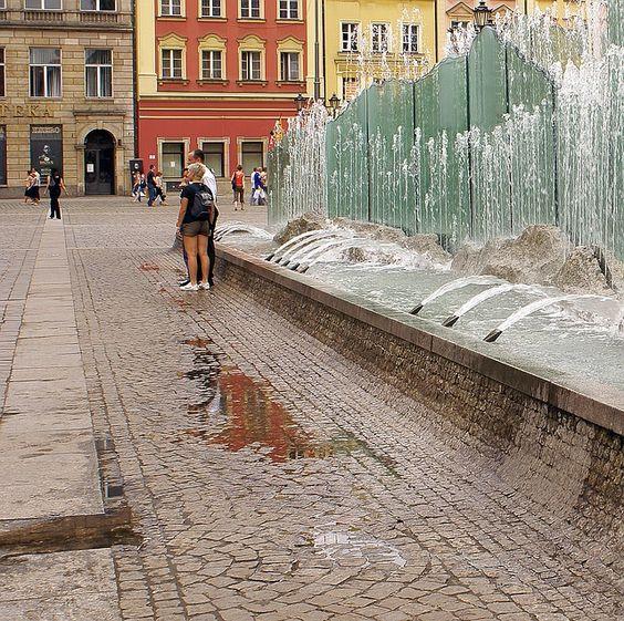 Wroclaw Fountain