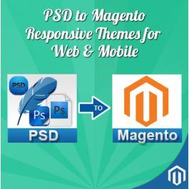 Converting PSD to Magento Theme | Magento Theme Integration Coder | PSD to Magento Theme Design